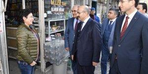 Vali Demirtaş'tan Pozantı'ya ziyaret