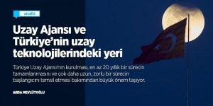 Uzay Ajansı ve Türkiye'nin uzay teknolojilerindeki yeri