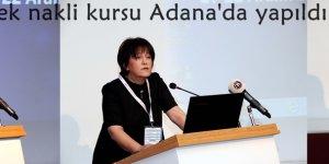 Çocuklarda böbrek nakli kursu Adana'da yapıldı