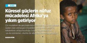 Küresel güçlerin nüfuz mücadelesi Afrika'ya yıkım getiriyor