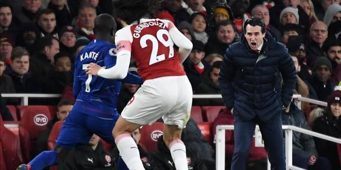 Arsenal ile Tottenham yenişemedi