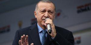 Erdoğan: Müslümanlar olarak asla baş eğmeyeceğiz