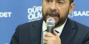 H. Mehmet Çevik, SP Adana Büyükşehir Belediye Başkan Adaylığından İstifa Etti..