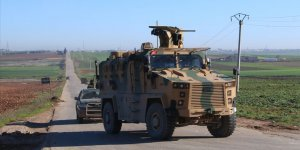 TSK İdlib'de ilk devriye faaliyetini tamamladı