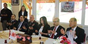 Jülide Sarıeroğlu'ndan şehit aileleri derneklerine ziyaret