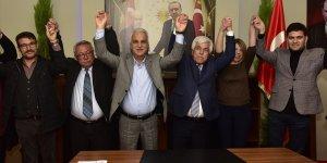 İYİ Parti'den istifa edip MHP'ye katıldılar