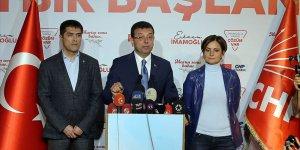 CHP İBB Başkan Adayı İmamoğlu: YSK'nin kararı benim zihnimde yok hükmündedir