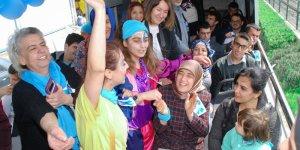 Beyhan Demirtaş Otizmli Çocuklar Ve Aileleri İle Bir Araya Geldi