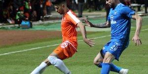 Adanaspor: 0 - Adana Demirspor: 0