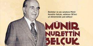 Solo konserleriyle Türk müziğinde çığır açan ses: Münir Nurettin Selçuk