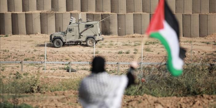 'Filistinlilere sözlü destek bile bir lüks konumunda'