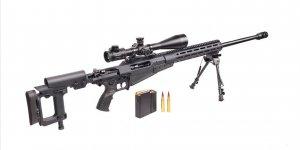Yeni keskin nişancı tüfeği ilk kez IDEF'te
