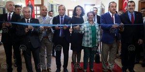 Mersin'de Eshab-ı Kehf Hıdırellez Şenliklerine özel pul sergisi