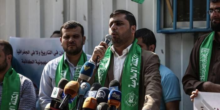 Hamas Sözcüsü Kanu: Filistin davasını tasfiye girişimleri başarısız olacak