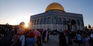Kudüs'ün ramazan fotoğrafları eksik kaldı