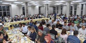 Çukurova Üniversitesi Geleneksel İftar Yemeği Düzenledi
