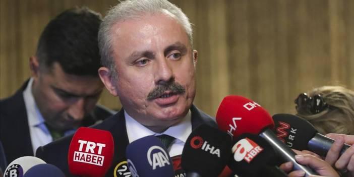 Şentop: Türkiye bölgesel ve küresel gücünün farkında