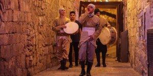 Baskılara rağmen Doğu Kudüs'te ramazan davulu geleneği yaşatılıyor