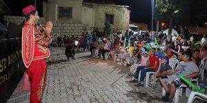 Mersin'de çocuklar için iftar eğlenceleri