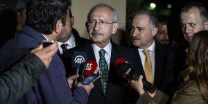 Kılıçdaroğlu: Beni duygulandıran vatandaşlarımızın yaraları sarma çabası