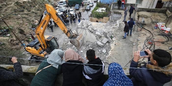 'İsrail geçen ay Kudüs'te 130'dan fazla ihlal gerçekleştirdi'
