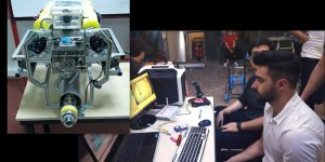 Derin sularda çalışabilen 'insansız su altı robotu' geliştirildi