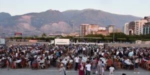 Hatay'da 4 bin kişi iftar sofrasında buluştu