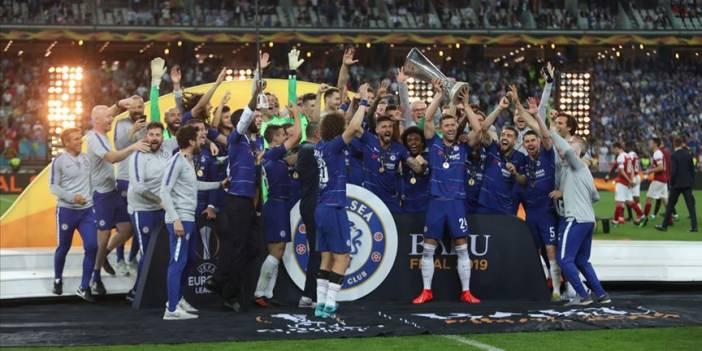 Chelsea, Lampard'la ilk galibiyetini aldı