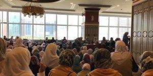 DİB Kutsal Topraklarda Umrecilere Kadir Gecesi Programı Yaptı..