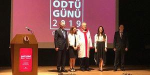 ODTÜ'den dünyaca ünlü Türk bilim insanlarına ödül