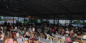 Hatay'da Bayırbucak Türkmenlerine iftar