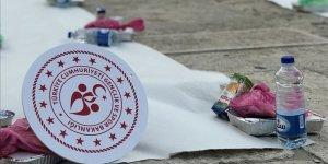 Genç ve Beytülmakdis Akademi Mescid-i Aksa'da 'Gönül Sofrası' kurdu