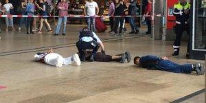 Alman polisinden tepki çeken hareket! Müslümanlar ayaklandı