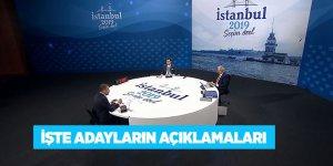 Yıldırım-İmamoğlu'nun açıklamaları..