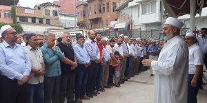 Adana'da, Mursi için gıyabi cenaze namazı kılındı..