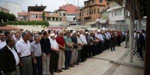 Çukurova'da Mursi için gıyabi cenaze namazı kılındı..