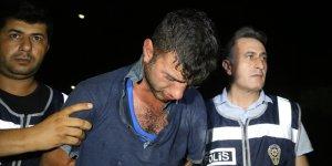 Adana'da bıçaklı saldırı: 3 yaralı