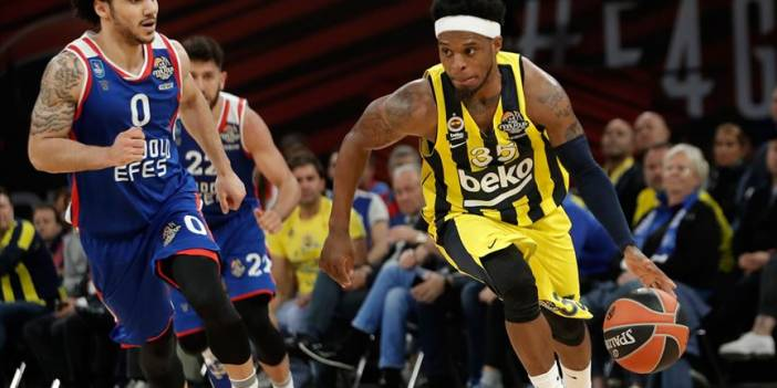 Fenerbahçe Beko, potada Beşiktaş'a 7 yıldır kaybetmiyor
