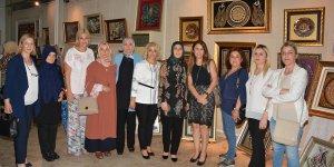 Beyhan Demirtaş, El Sanatları Sergisinin Açılışını Gerçekleştirdi