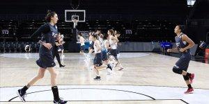 Kadın basketbolunda kupa heyecanı, gelecek yıllarda da Anadolu'da yaşanacak