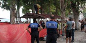 Mersin'de sahilleri işgal eden işletmeler kaldırılıyor