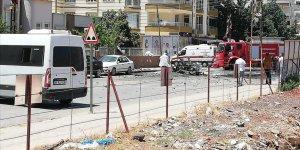 Hatay'da otomobilde patlama: 3 kişi öldü
