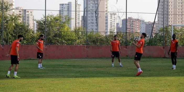 Adanaspor'da Akhisarspor maçı hazırlıkları