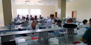 ÇÜ Biyoteknoloji Araştırma ve Uygulama Merkezi..