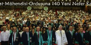 ÇÜ, Ziraat Mühendisi Ordusuna 140 Yeni Nefer Kazandırdı