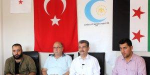 Suriye Türkmen Meclisi heyeti Hatay'da