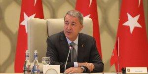 Milli Savunma Bakanı Akar'dan 30 Ağustos mesajı