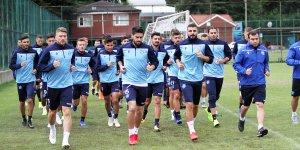 Adana Demirspor'un Bolu kampında tempo yükseliyor..