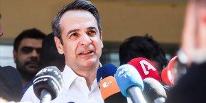 Yunanistan Başbakanı Miçotakis'ten Türkiye açıklaması
