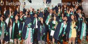 Çukurova Üniversitesi İletişim Fakültesi Mezunlarını Uğurladı